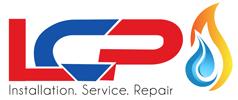 LC Plumbing Logo