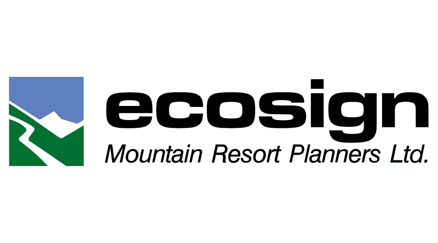 Ecosign Mountain Resort Planners ltd logo